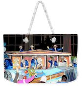 George Washington Float Side View Weekender Tote Bag