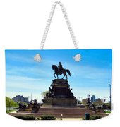 George Washington Monument Weekender Tote Bag