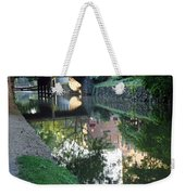 Georgetown Canal Reflections Weekender Tote Bag