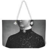 Georgina Ward (1846-1929) Weekender Tote Bag