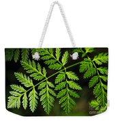Gereric Vegetation Weekender Tote Bag