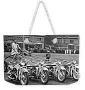German Chariots At Potsdam Weekender Tote Bag