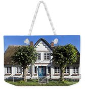 German Country House  Weekender Tote Bag by Heiko Koehrer-Wagner