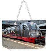 German Electric Train Munich Germany Weekender Tote Bag