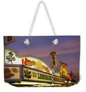 German Fries Topsfield Fair Weekender Tote Bag