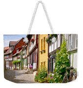 German Old Village Quedlinburg Weekender Tote Bag