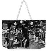 German Rathskellar 1900 Weekender Tote Bag