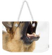 German Shepherd Dog Weekender Tote Bag