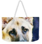 German Shepherd - Soul Weekender Tote Bag