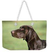 German Short-haired Pointer Dog Weekender Tote Bag