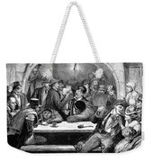 Germany: Beer Cellar, 1875 Weekender Tote Bag
