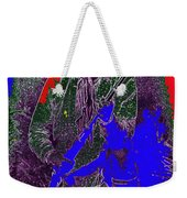 Geronimo Film Homage  Stylized Ben Wittick Photo Weekender Tote Bag