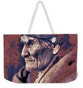 Geronimo  Photographed By Edward S. Curtis  1903-2013 Weekender Tote Bag