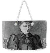 Gertrude Bell (1868-1926) Weekender Tote Bag