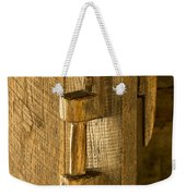 Get A Handle On The Situation Weekender Tote Bag