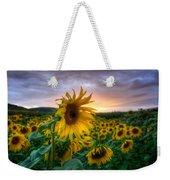Get Sun Weekender Tote Bag