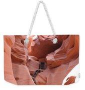 Get To The Bottom Weekender Tote Bag