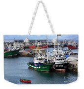 Getaria Fishing Fleet Weekender Tote Bag