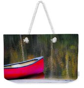 Getaway Canoe Weekender Tote Bag