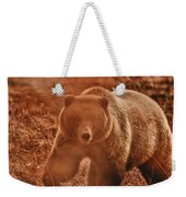 Getting A Bit Too Close Weekender Tote Bag by Jeff Folger