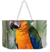 Getting A Good Kick Start Of The Day Weekender Tote Bag