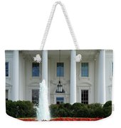 Getting Close To The White House Weekender Tote Bag