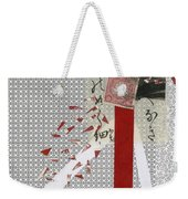 Getting The Word Out 2 Weekender Tote Bag