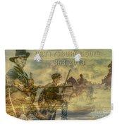 Gettysburg Anniversary 150 Years Weekender Tote Bag