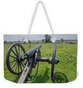 Gettysburg Cannon 2  Weekender Tote Bag