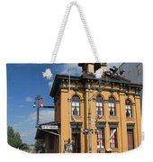 Gettysburg Train Station Weekender Tote Bag