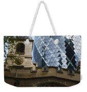 Gherkin Weekender Tote Bag