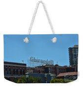 Ghirardelli Square Weekender Tote Bag