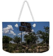 Gho Ranch Weekender Tote Bag