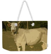 Ghost Cow 2 Weekender Tote Bag