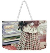 Ghost From The Past Weekender Tote Bag