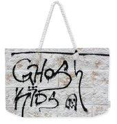 Ghost Kids 2 Weekender Tote Bag