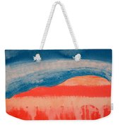 Ghost Ranch Original Painting Weekender Tote Bag
