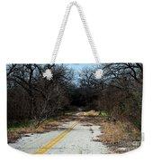 Ghost Road IIi Weekender Tote Bag
