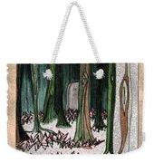 Ghost Stories Forest Graveyard By Jrr Weekender Tote Bag