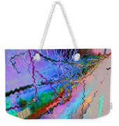 Ghost Strings That The Brain To Heaven Brings Weekender Tote Bag