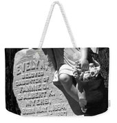 Ghost Town Little Angle Weekender Tote Bag