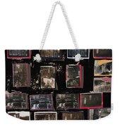 Ghost Towns Collage 1967-2012 Weekender Tote Bag