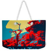 Ghost Tree Poster Weekender Tote Bag