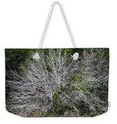 Ghost Trees Weekender Tote Bag