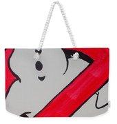 Ghostbuster Weekender Tote Bag