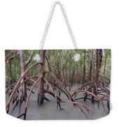 Ghostly Mangroves Weekender Tote Bag