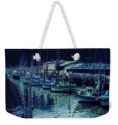 Ghostly Marina Weekender Tote Bag