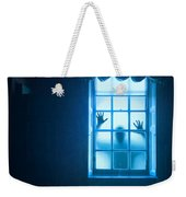Ghostly Person At A Window Weekender Tote Bag
