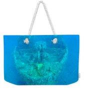 Ghostly Ship Wreck Weekender Tote Bag
