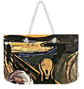 Ghosts Of The Past Weekender Tote Bag